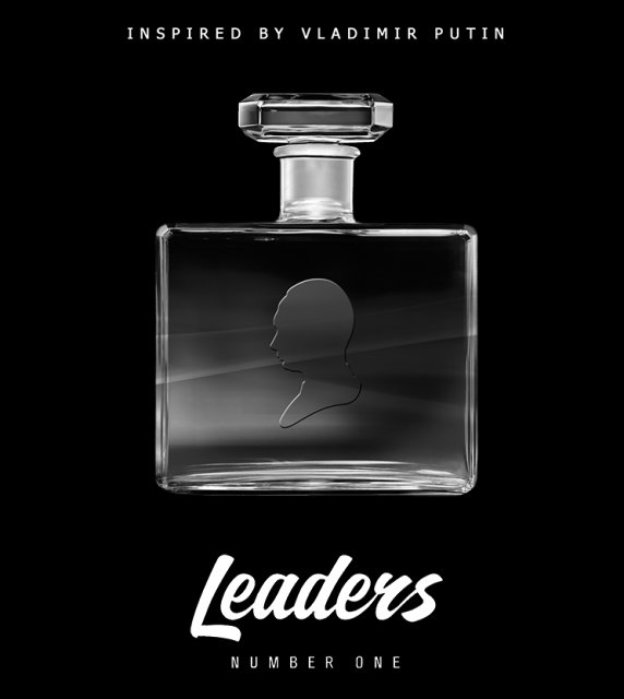 Leaders-New fragrance by Putin