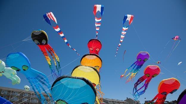 Never seen before-Foam based kites