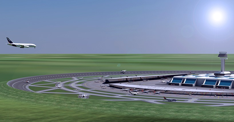 Now Planes can Land on Circular Runways