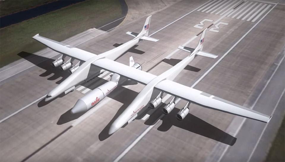 Plane-longer than a football field