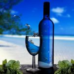 Blue Wine-New flavour for your taste buds