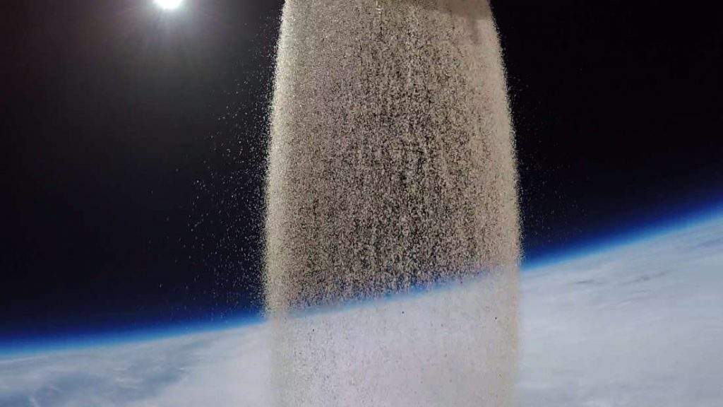 Now you can scatter ashes of loved ones in space