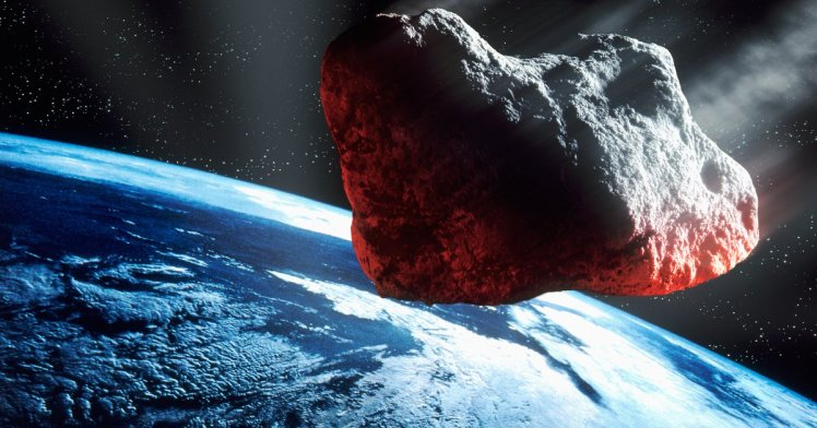 Asteroid coming close to Earth at 42 lakhs km